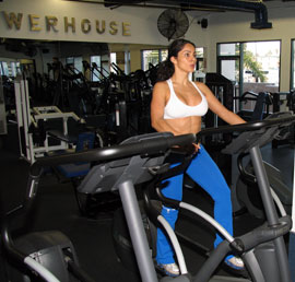 San Diego Sunset Vacation Rentals Gym Access