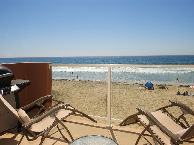Beach Front Deluxe 4 San Diego Vacation Rentals Details