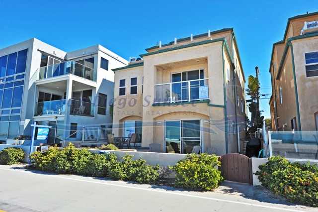 No Smoking In Car Law >> Beachfront Villa SPACIOUS 2-Story W/ Garage and Laundry San Diego Vacation Rentals Details ...