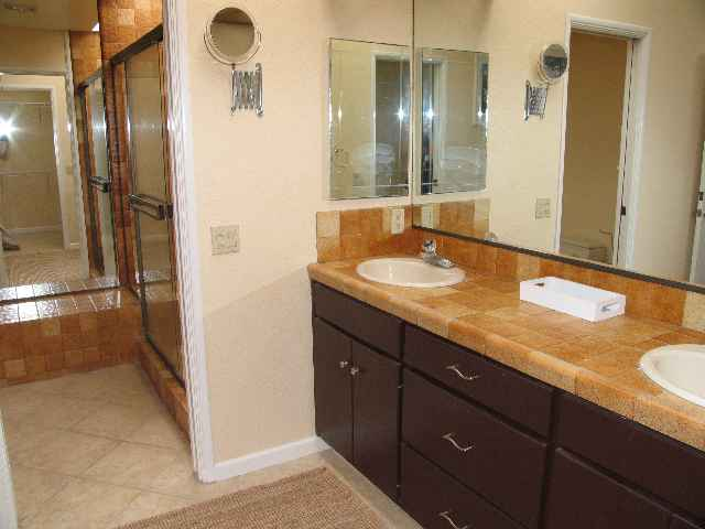 Pacific Beach Mansion Master Bathroom San Diego Vacation Rentals