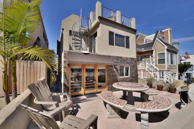 San Diego Vacation Rentals Mission Beach House Rentals